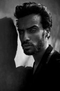 Portrait homme par Jean Christophe Lagarde