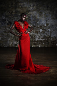 Miriam Odemba top model