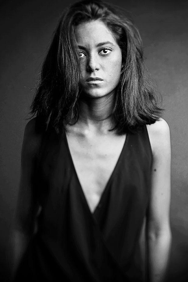 Joelle Portrait femme Jean Christophe Lagarde Photographe