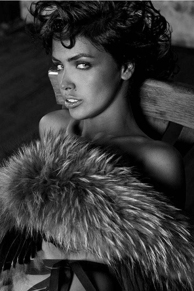 Portrait femme Jean Christophe Lagarde Photographe