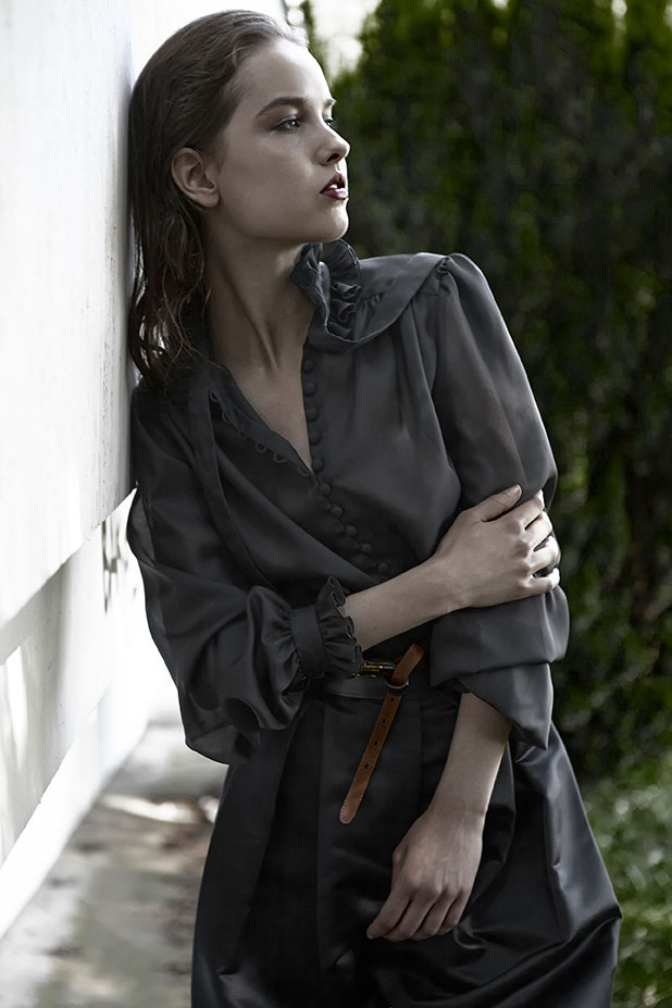 Fashion Editorial Paris Jean Christophe Lagarde Photographe