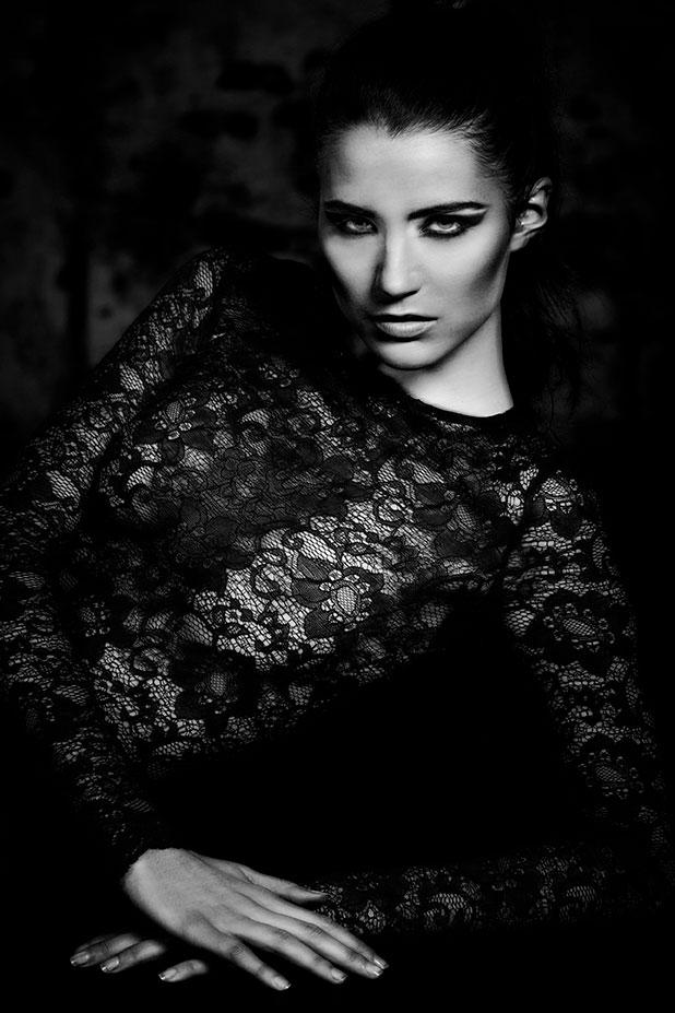 Alison Portrait femme Jean Christophe Lagarde Photographe