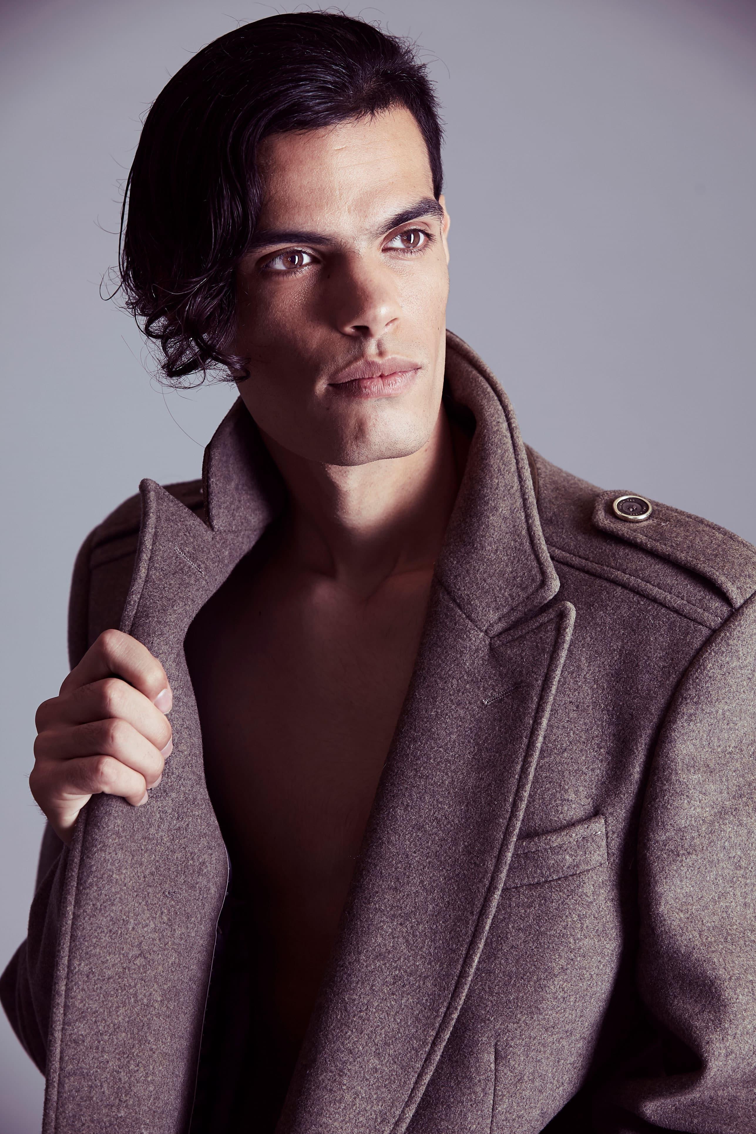 Hamza mannequin homme